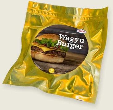 Burger-Patties von Albersfood