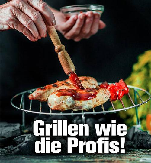 Grillen wie die Profis!